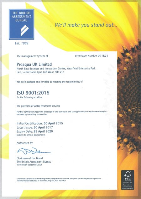 proaqua-uk-limited-certificate-9001_2015